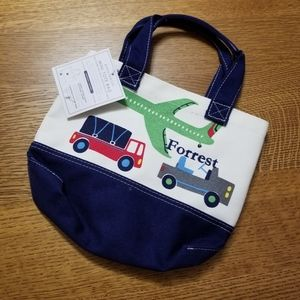 "Pottery Barn Kids Transportation Tote - ""Forrest"""